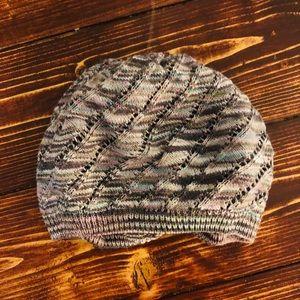 Maurices beret hat W/ gloves💜❄️